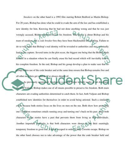 Essay on Freedom