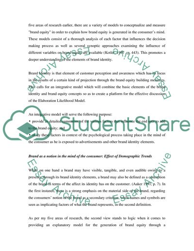English As A Global Language Essay Companies Must Constantly Improve The Integrity And Honesty Of Their  Brands Demographic Trends Have A Topic For English Essay also English Essay Ideas Companies Must Constantly Improve The Integrity And Honesty Of Their  Response Essay Thesis