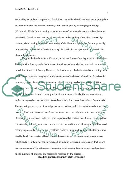 Reading Disabilities/Learning Disabilities(How comprehension and fluency impact reading ability