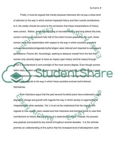 Essay 2- make a topic