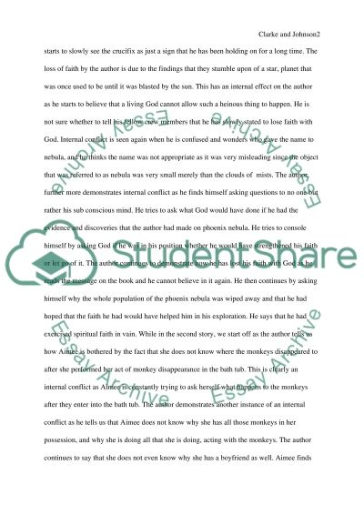 clarke and johnson comparing essays essay example topics and  clarke and johnson comparing essays essay example