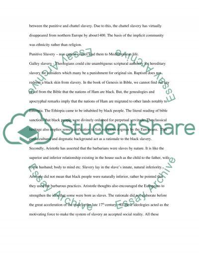 History TMA04 essay example