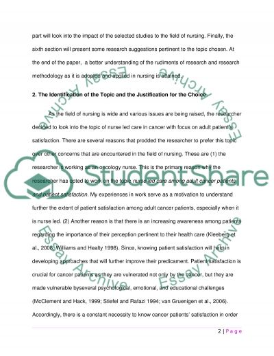 Research methodology design and process essay example