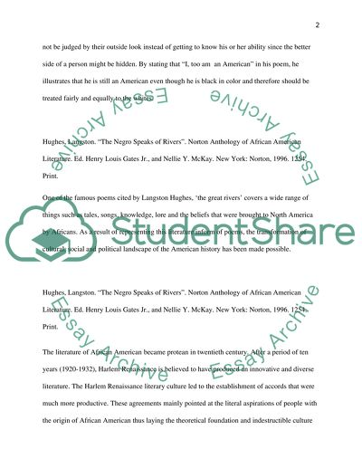 annotated poem example