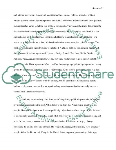 socialization essay example topics and well written essays  socialization essay example