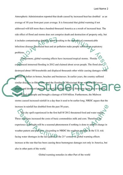 Informative Synthesis Essay Problemsolution Essay About Global Warming Written Essay Papers also Essays On High School Problemsolution Essay About Global Warming Example  Topics And  English Essay Papers