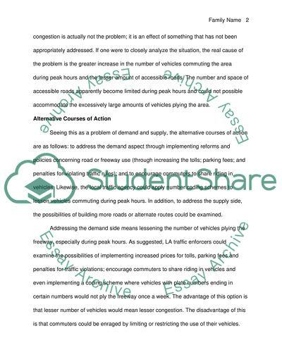 Proposing solutions essay topics