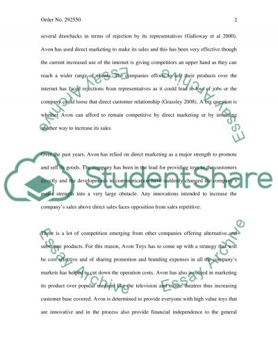 Operations Management and Business Development essay example