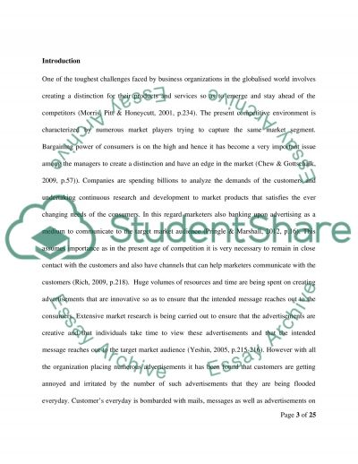 Forget about Copywriting in Advertisements essay example