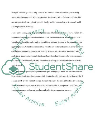 Proper compare and contrast essay format