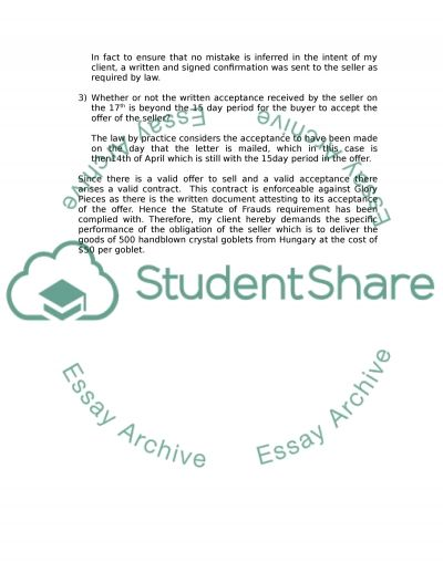 BUSINESS LAW High School Case Study essay example