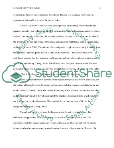 Topics in Cultural Studies essay example