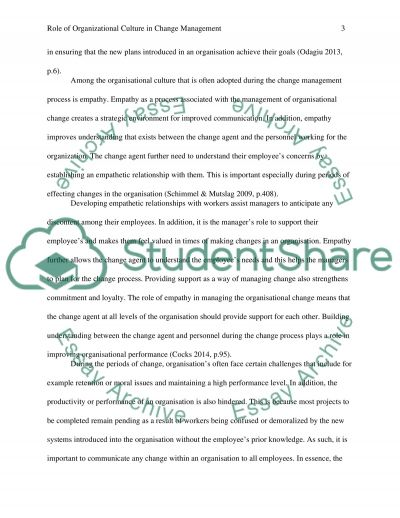 Persuasive Essay Uniforms Contribution Of Organizational Culture To Change Management Editing An Essay also Good Persuasive Essay Topics For High School Contribution Of Organizational Culture To Change Management Essay Informal Essay Topics