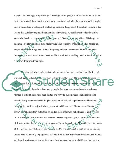 Shades of Gray Essay