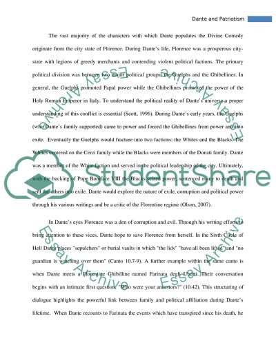 Great Expectation Essay An Analysis Of Patriotism In Dante S Inferno Child Observation Essay also Essays On Pride And Prejudice An Analysis Of Patriotism In Dante S Inferno Essay Service Learning Essay