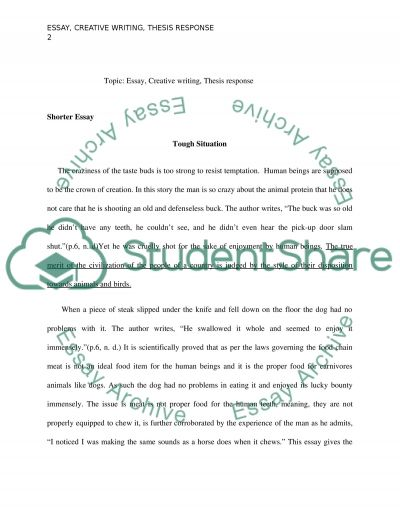 The best way to help you tell of the following essay or dissertation
