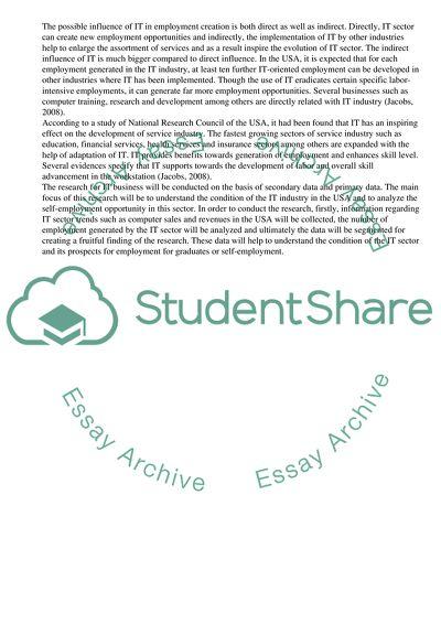 Enhancing Employability Essay