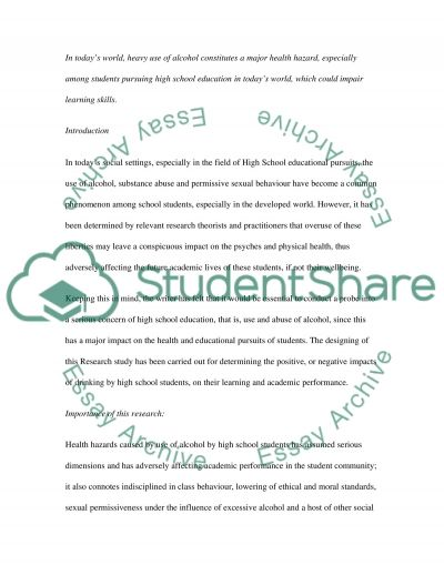 Health Issues as It Relates Health In High sSchool Education essay example