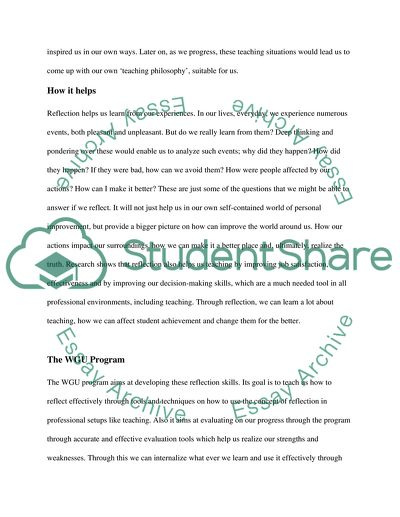 Sample Business Essay  Stages Of Reflection Human Development Business Law Essays also Essay Writing Thesis Statement  Stages Of Reflection Human Development Essay Essays Examples English