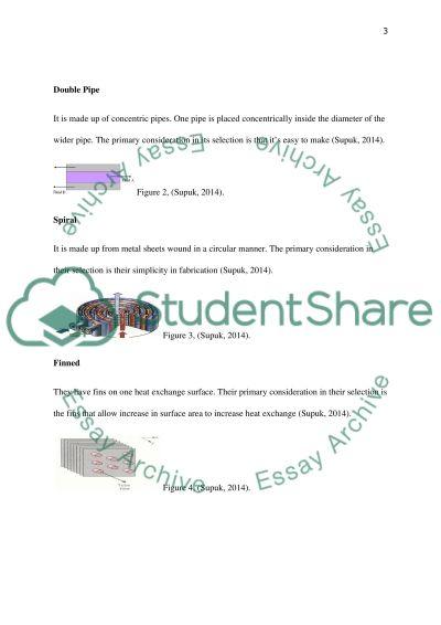 Heat essay example