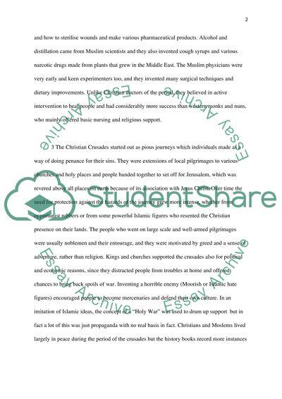 propaganda essay thesis