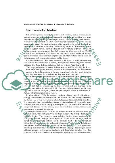 Web application development report essay example