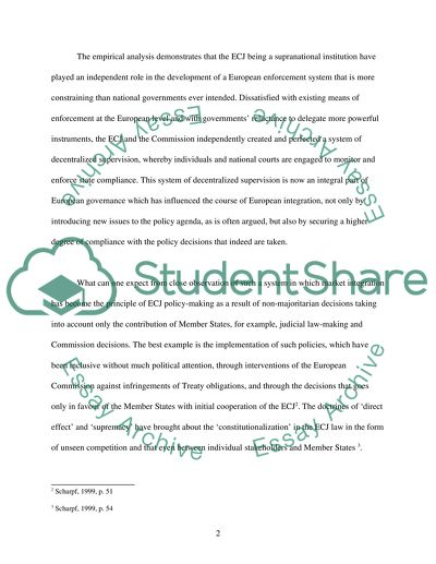 Good science thesis statements