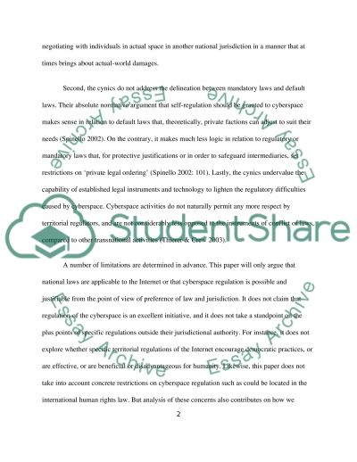 Business Law & Ethics essay example