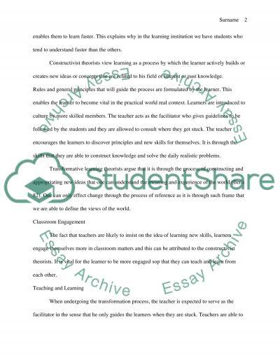 Philosophers Matrix essay example
