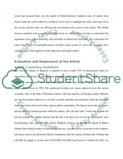 ethical behavior 3 essay The importance of ethical behavior to an organization has never been more  apparent, and in recent  personality and social psychology review, 3: 193-209   in t wren (ed), the moral domain: essays in the ongoing discussion  between.