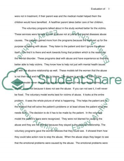 Social Care Essay