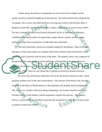 Module 5& Essay 1 essay example