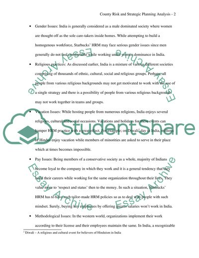 Global consideration Paper