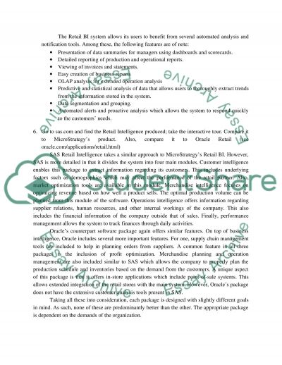 Information Management College Case Study essay example