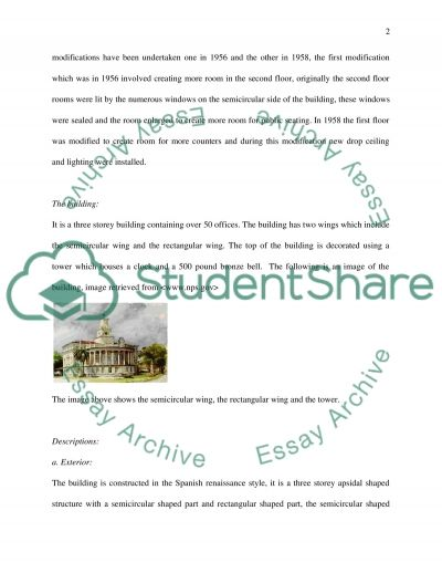 An inportant Miami building essay example