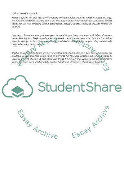 Statment essay example