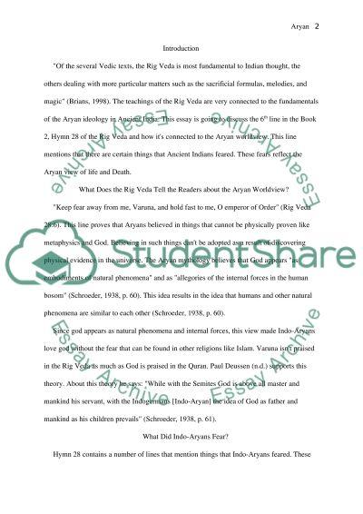 History 2 essay example