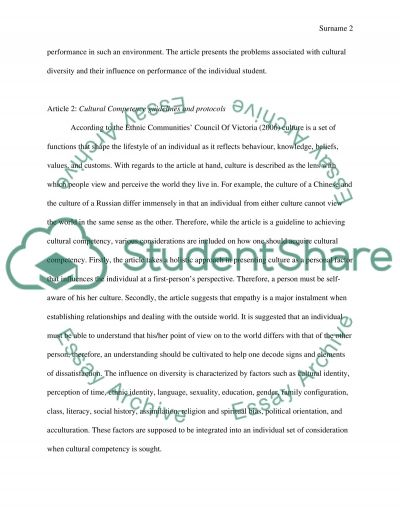 Teaching in a Diverse Society essay example