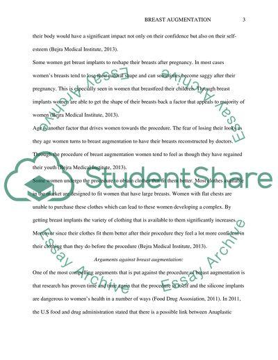 Mini Persuasive Research Paper