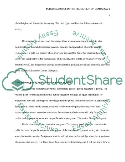 Essay About Healthy Food What Is The Proper Role For Public Schools In The Promotion Of Democracy Science Essay Topics also Persuasive Essay Topics High School Students What Is The Proper Role For Public Schools In The Promotion Of Essay Business Management Essay Topics