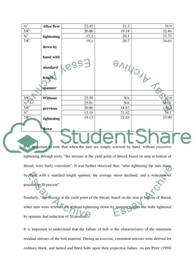 Structural Steel Design essay example