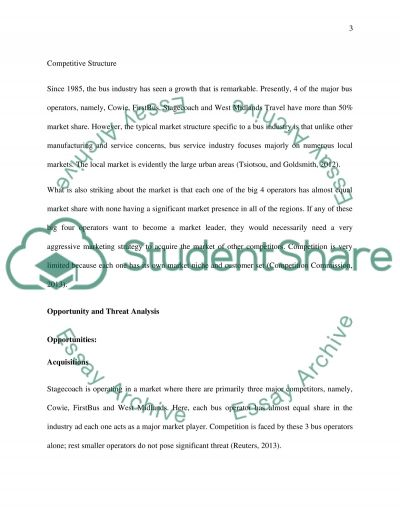 Services Marketing essay example
