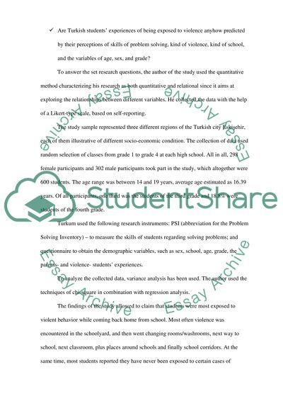Essay Adolescence Problems In School