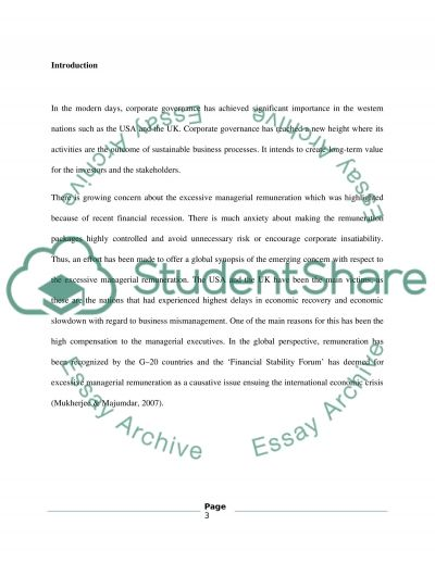 Literature Review of Corporate Governance and Dividend Policy essay example