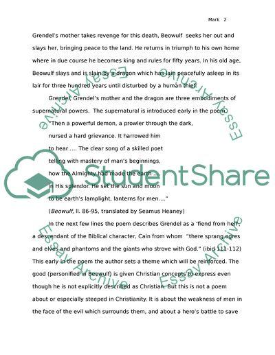 Academic essay writing exercise