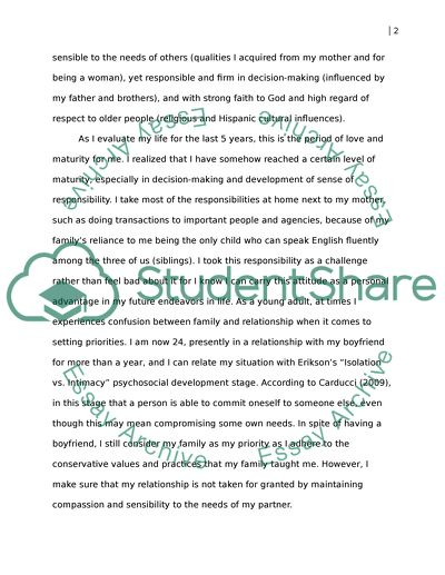 personal growth and development essay example  topics and well  personal growth and development