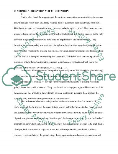 student retention essay Research study linking student satisfaction and retention by laurie a schreiner, phd, azusa pacifi c university student satisfaction is of compelling interest to colleges and universities.