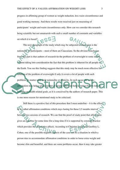 Environmental Science Essay Critique Paper How To Write An Essay Thesis also How To Start A Proposal Essay Critique Paper Essay Example  Topics And Well Written Essays    Best English Essay Topics
