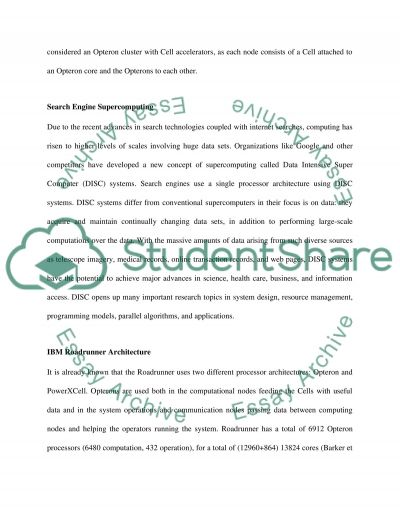 Computer hardware and operating systems Essay example