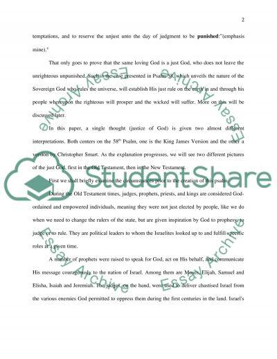 English Literature Poetry essay example
